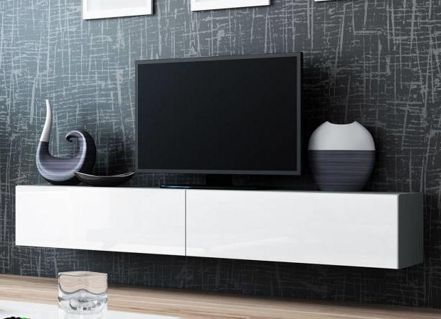 Тумба под телевизор в современном стиле фото (59)