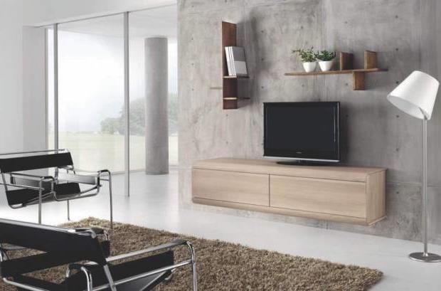 Тумба под телевизор в современном стиле фото (63)