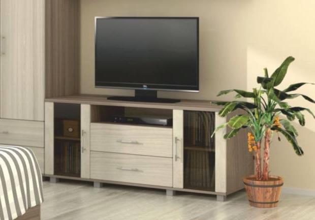 Тумба под телевизор в современном стиле фото (72)