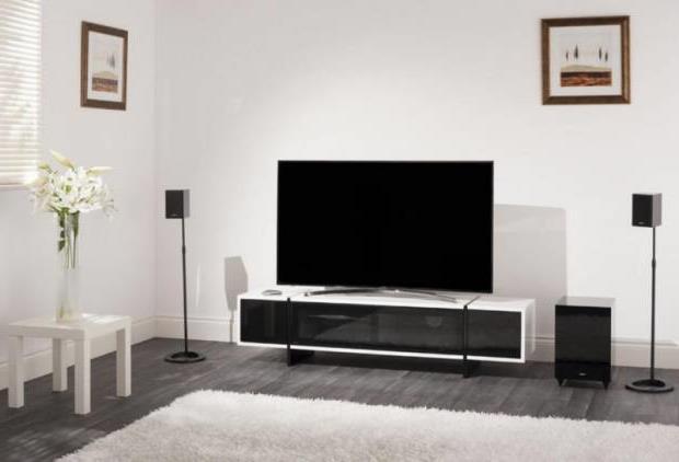 Тумба под телевизор в современном стиле фото (74)