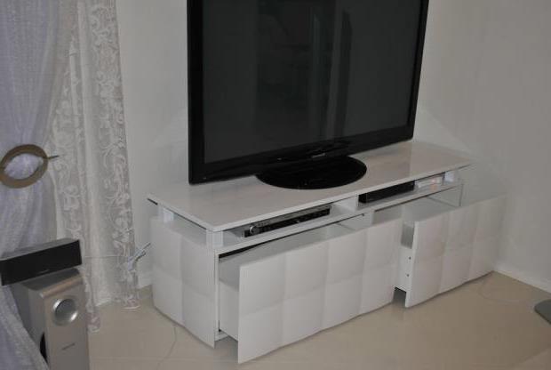 Тумба под телевизор в современном стиле фото (78)