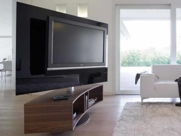 Тумба под телевизор в современном стиле фото (79)
