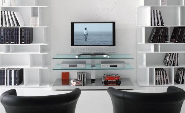 Тумба под телевизор в современном стиле фото (81)