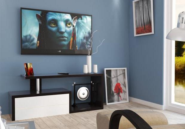 Тумба под телевизор в современном стиле фото (86)