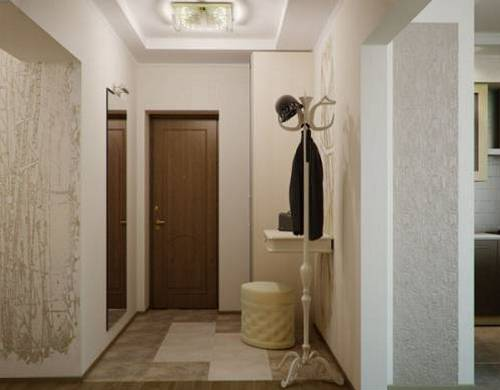 Как грамотно обустроить коридор в квартире