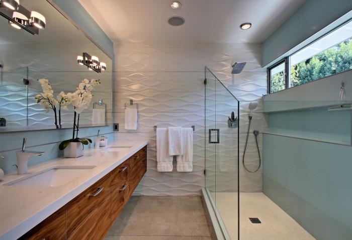 дизайн ванной комнаты фото 2017 современные идеи (13)