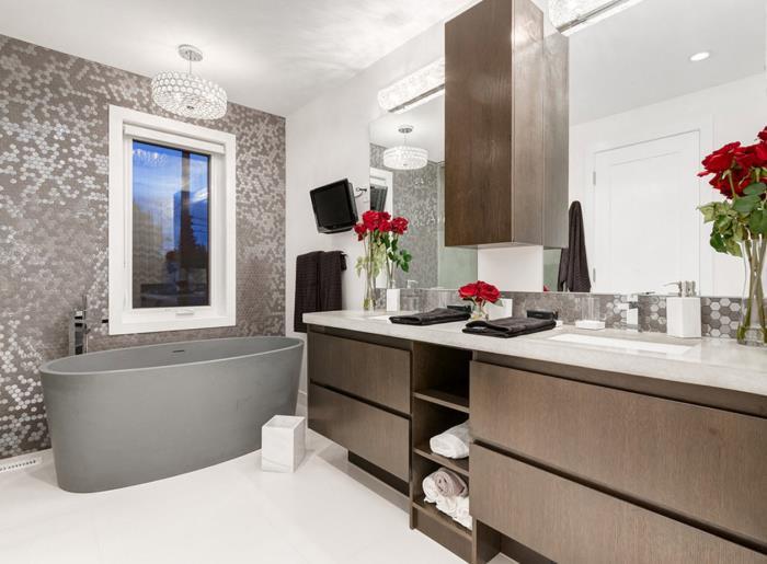 дизайн ванной комнаты фото 2017 современные идеи (25)