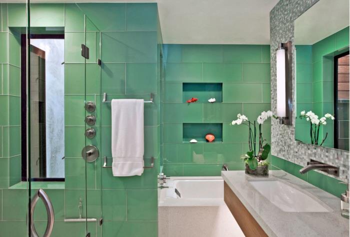 дизайн ванной комнаты фото 2017 современные идеи (27)