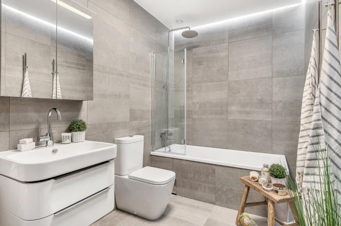 дизайн ванной комнаты фото 2017 современные идеи (5)