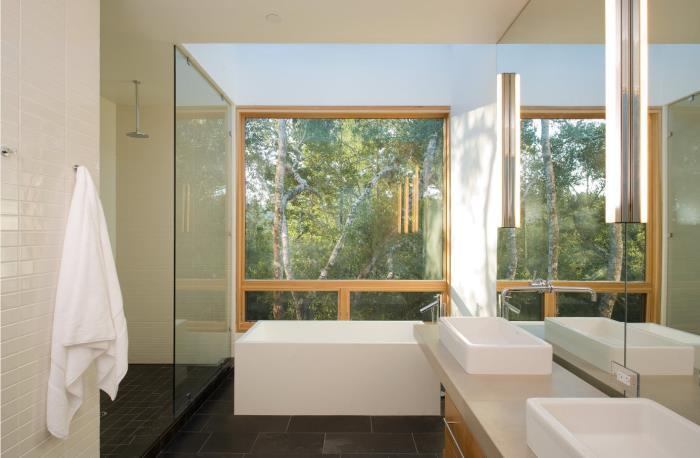 дизайн ванной комнаты фото 2017 современные идеи (6)