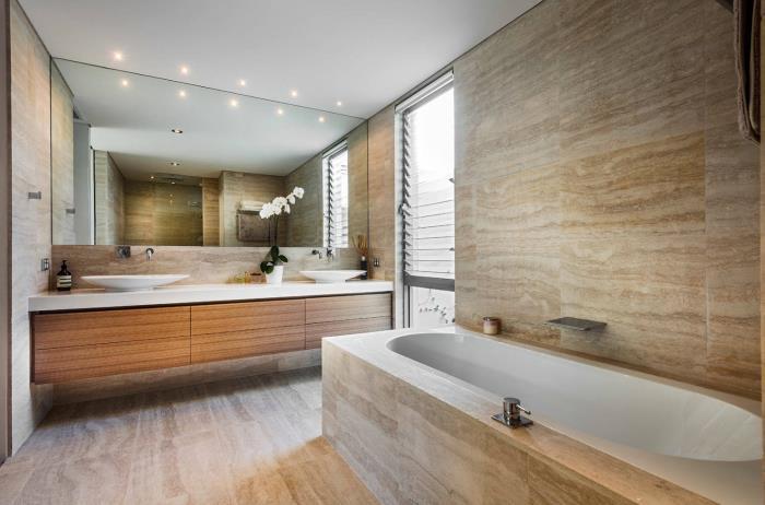 дизайн ванной комнаты фото 2017 современные идеи (8)