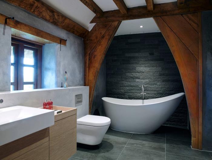 дизайн ванной комнаты фото 2017 современные идеи (9)