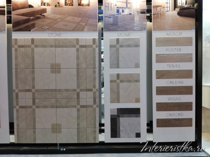 Экспозиция выставки Batimat 3-6 апреля 2018 года