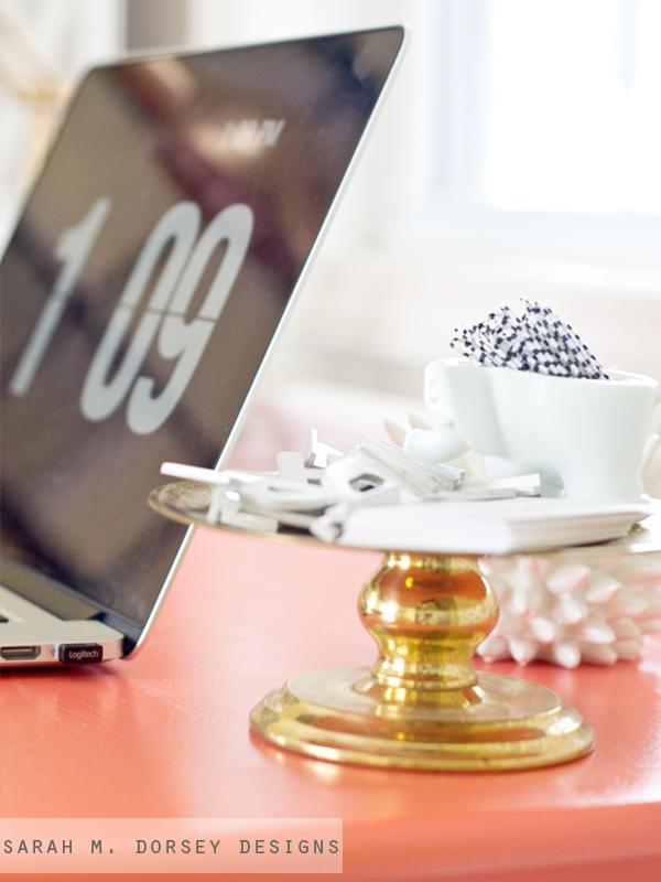 Журнальный столик. Удивительное перевоплощение