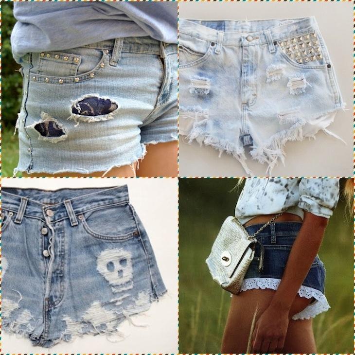 Что можно сделать из старой джинсовой одежды, 60 Идей