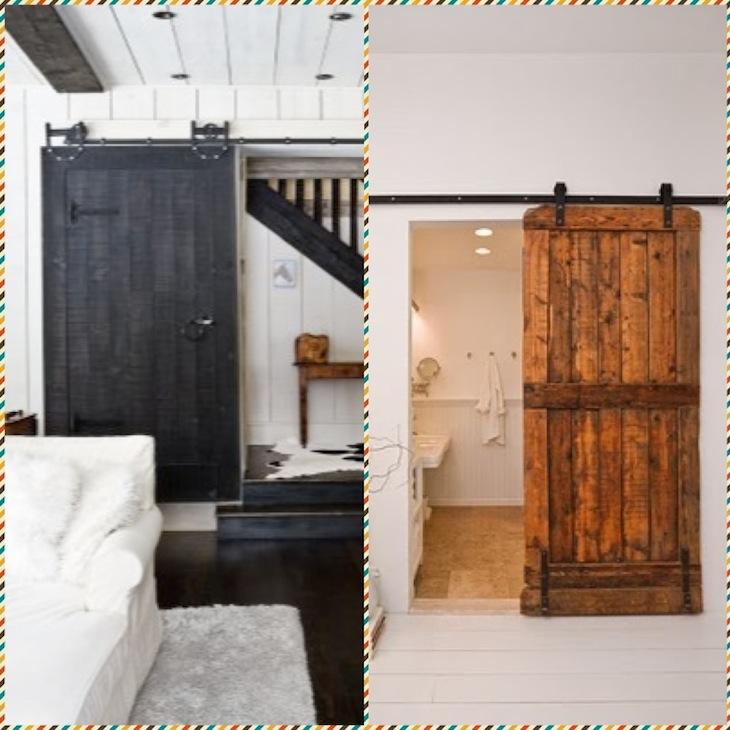30 Идей повторного использования старых дверей