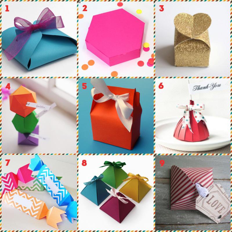 30 Крутых подарков, которые можно сделать из бумаги