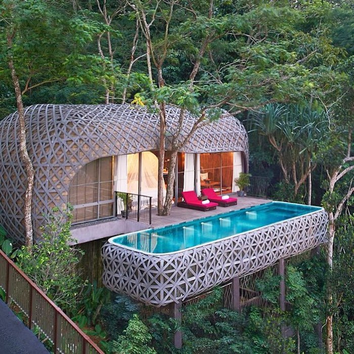 20 Идеальных домов для уединения с природой