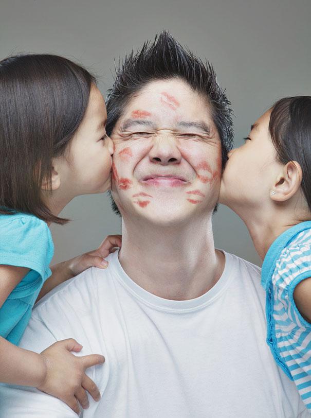 Сумасшедшие семейные фотографии