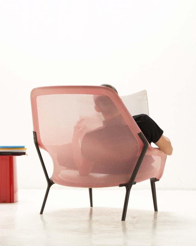 Эргономичное дизайнерско  кресло3