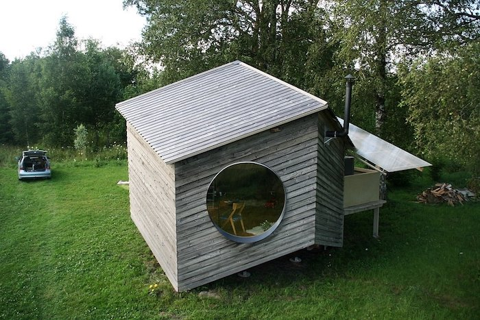 Современные маленькие дома