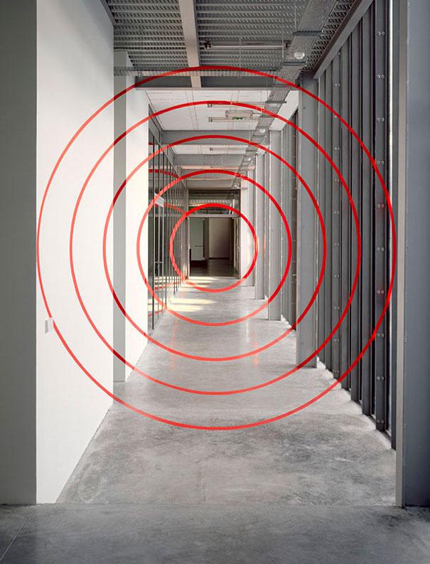 40 Оптических иллюзий в фотографиях