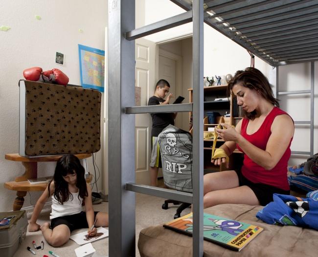 Заглянем в спальни девушек из разных стран мира