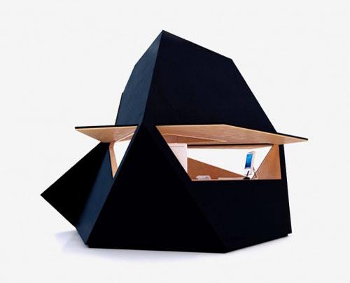 Тетраэдр - дом будущего
