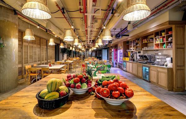Офис Google в Тель-Авиве