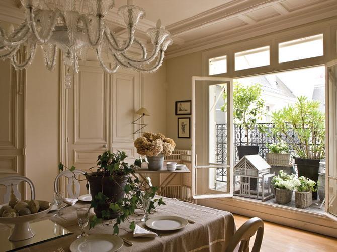 Великолепные французские интерьеры