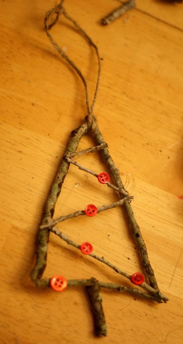 35 Идей винтажных украшений на елку