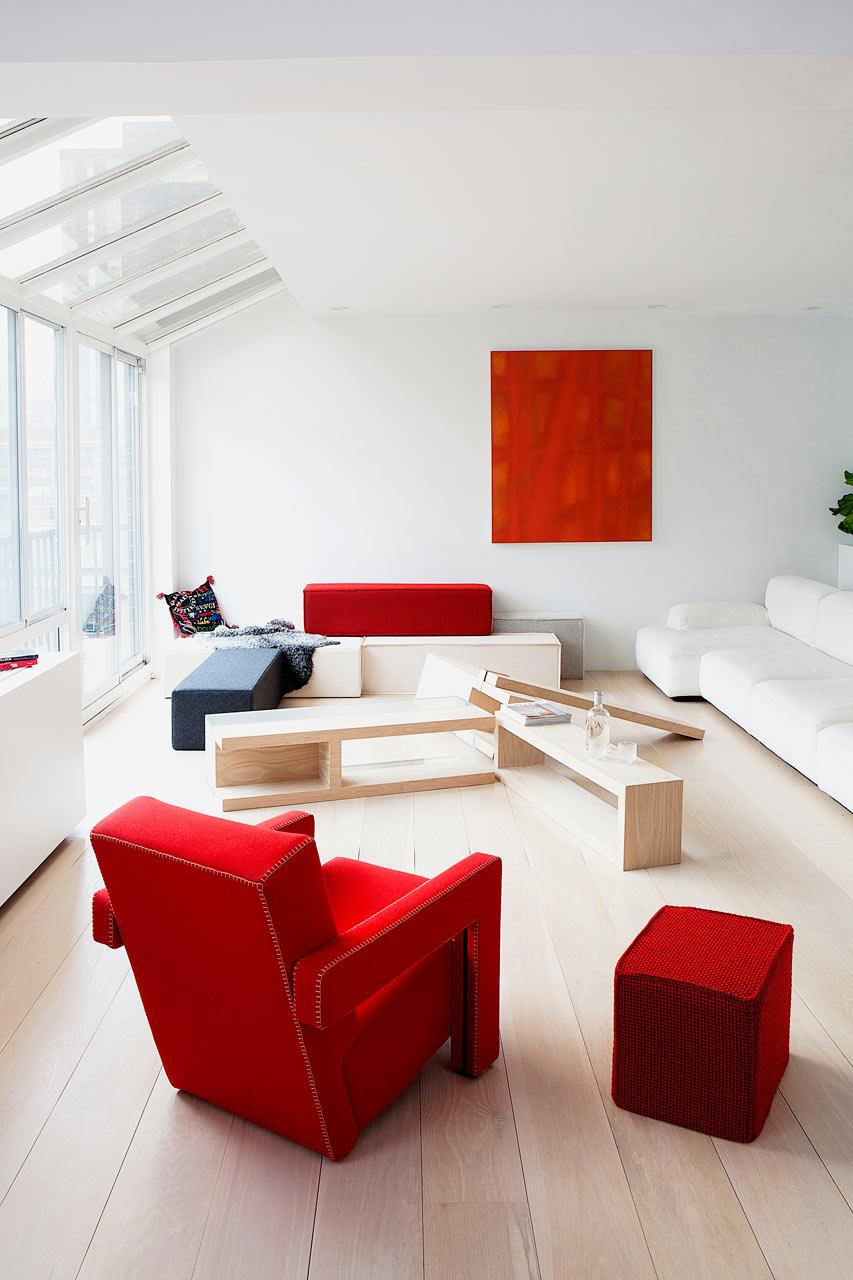 Модульная мебель - решение для небольших помещений