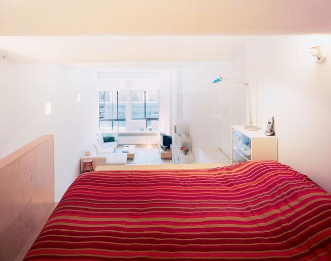 ТОП 9 Крошечных квартир в Нью-Йорке