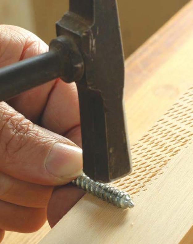 12 Простых способов создания текстуры на дереве с помощью простых инструментов