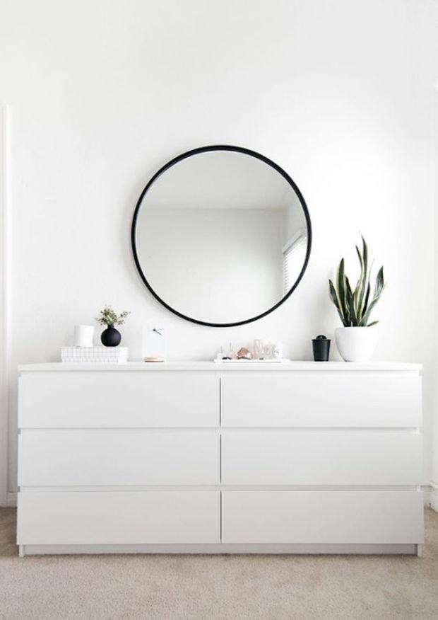 25 Примеров минимализма в интерьере #3