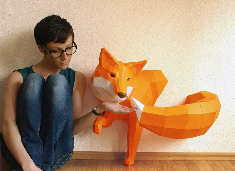 50+ Удивительных вещей, которые можно сделать из бумаги
